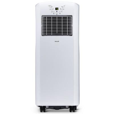 10,000 BTU (6,000 BTU, DOE) Portable Air Conditioner and Heater Cover 325 sq. ft. with Easy Window Venting Kit - White