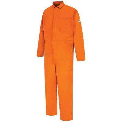 EXCEL FR Men's Size 52 (Tall) Orange Classic Coverall