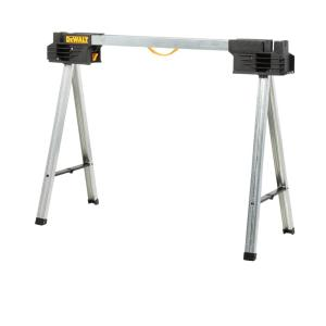 Dewalt 32 inch Metal Folding Sawhorse by DEWALT