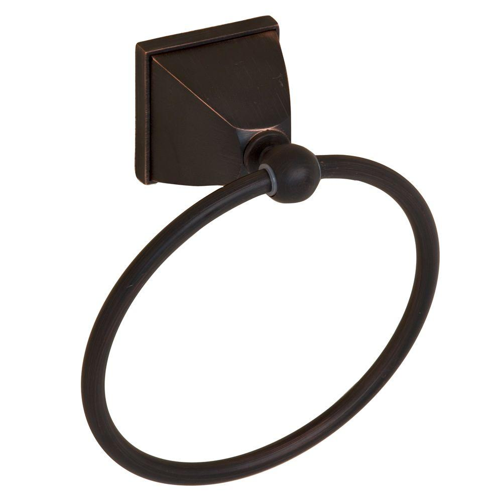Barclay Products Delfina Towel Ring in Oil Rubbed Bronze