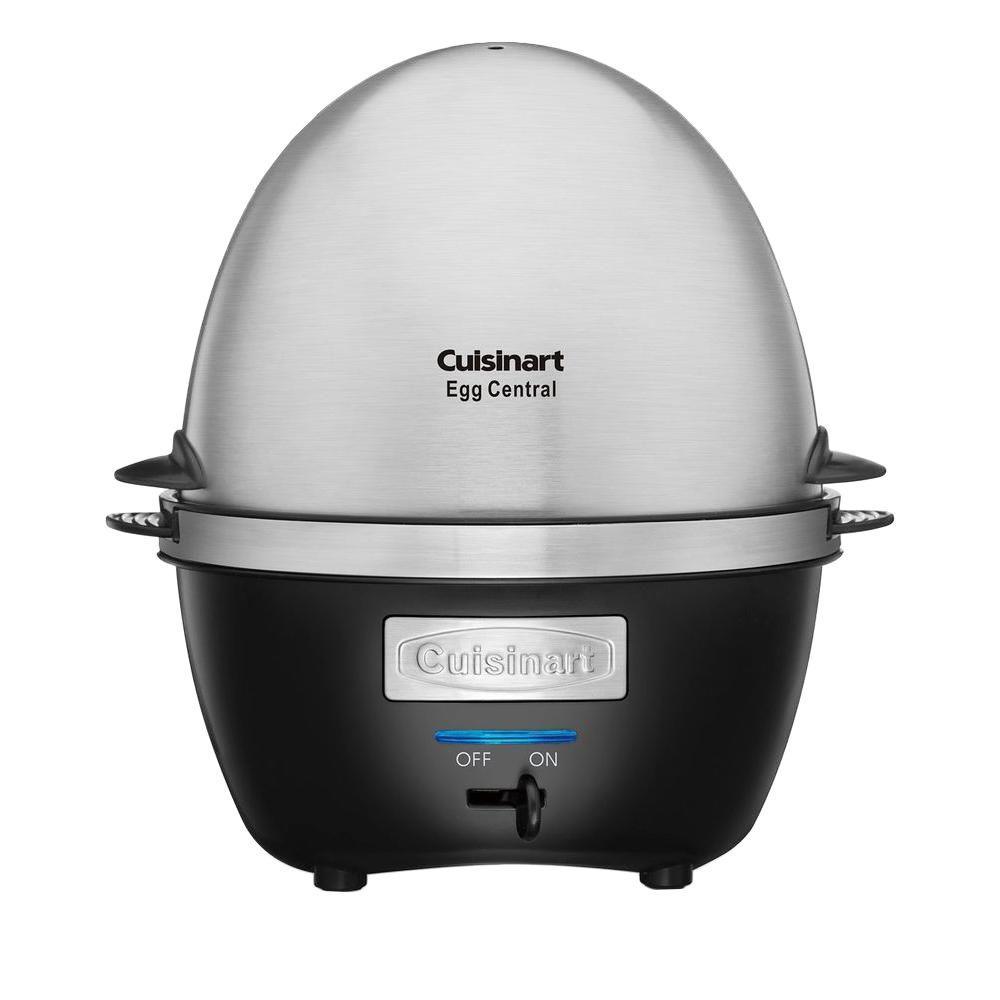 Central 10-Egg Stainless Steel Egg Cooker