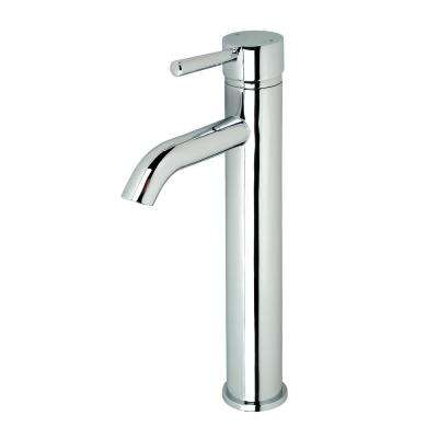 Single Hole Single-Handle Lavatory Vanity Vessel Bathroom Faucet cUPC NSF in Chrome
