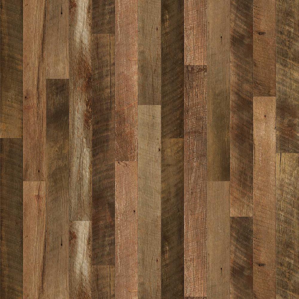 Wilsonart 5 Ft. X 12 Ft. Laminate Sheet In Old Mill Oak