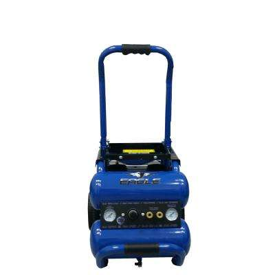 Silent Series, 2.0 HP Electric 115-Volt, Oil Free Air Compressor