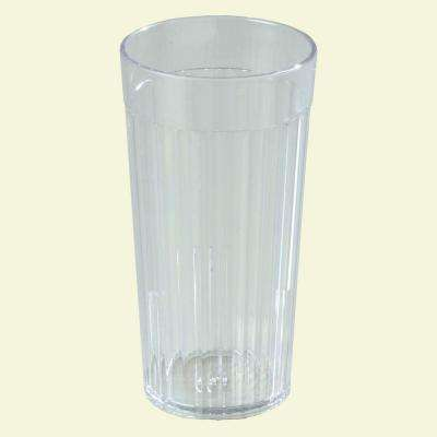 Carlisle 6 oz. SAN Plastic Tumbler in Clear (Case of 72) by Carlisle
