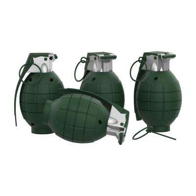 Toy Grenade Set of 4 with Realistic Sound Effects