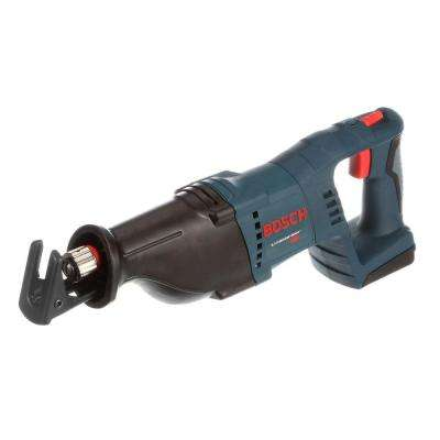 18 Volt Lithium-Ion Cordless Electric Power Reciprocating Saw with L-BOXX-3 Hard Case and Inlay (Tool-Only)