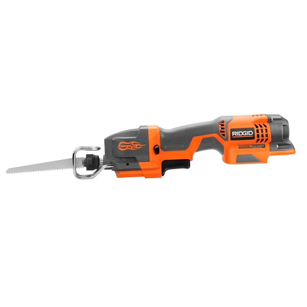 RIDGID Fuego One Handed Recip (Tool Only)