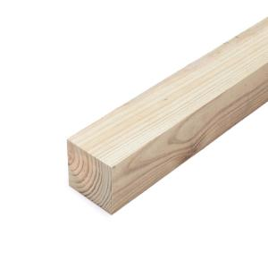 4 in. x 4 in. x 6 ft. #2 Ground Contact Pressure-Treated Timber