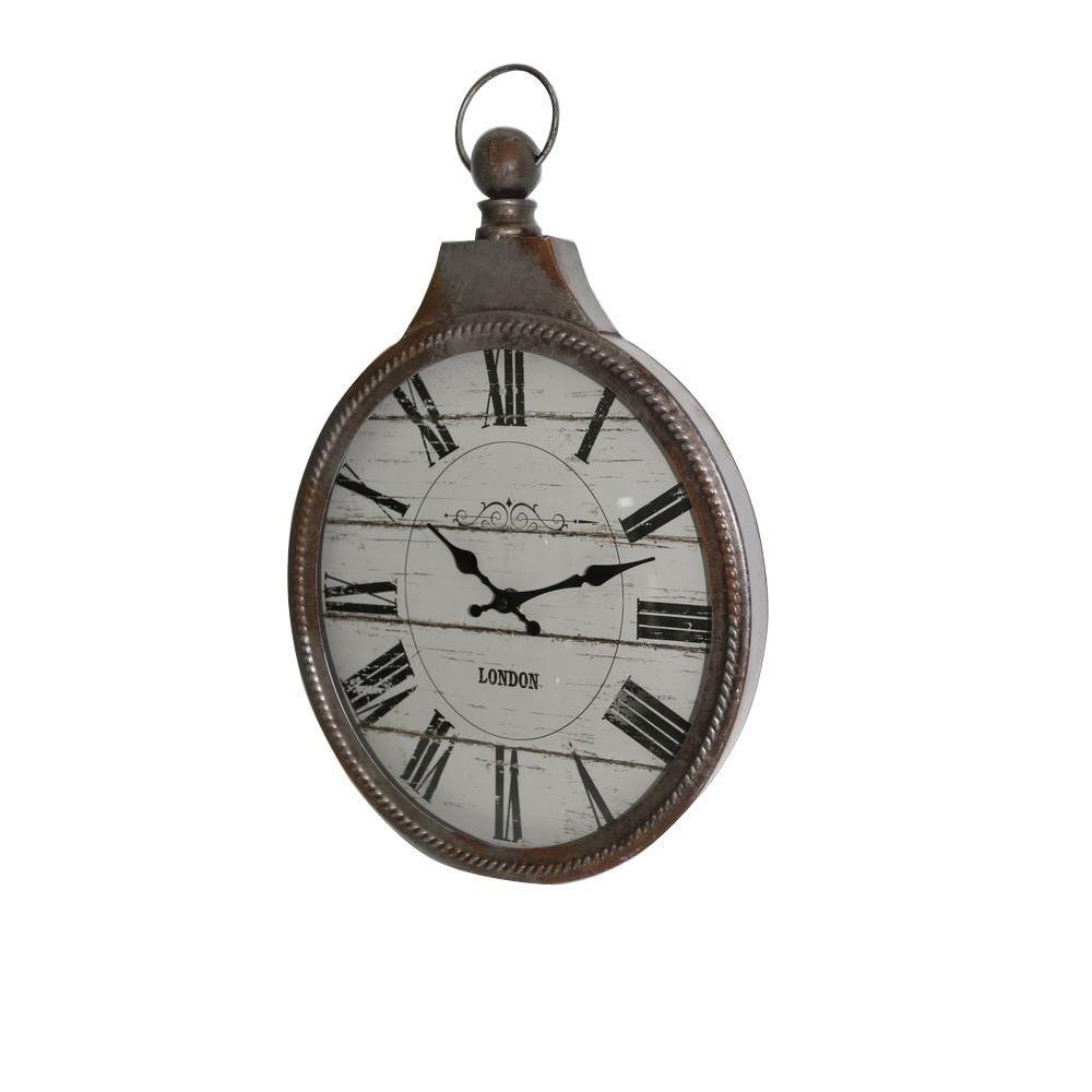 Conductors Pocket Watch Wall Clock