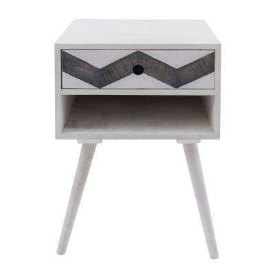 Olas Collection Mango End Table