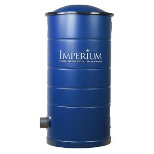 Imperium Central Vacuum Power Unit with Installation Kit by
