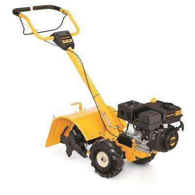 16 in. 208cc Gas Rear-Tine Counter-Rotating Tiller