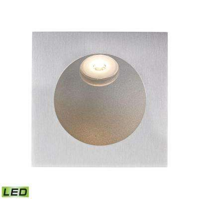 Zone 2 in. Aluminum LED Step Light