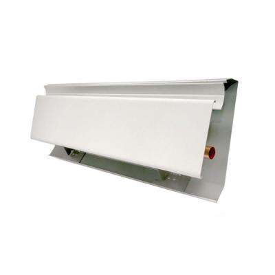 Multi/Pak 80 4 ft. Fully Assembled Enclosure and H-3 Element Baseboard
