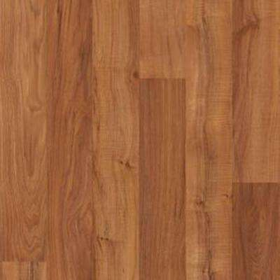 Native Collection II Faraway Hickory Laminate Flooring - 5 in. x 7 in. Take Home Sample