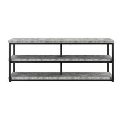 Yellowstone 65 in. TV Stand in Concrete Gray