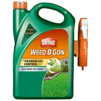 Weed B Gon MAX 1 gal. Plus Crabgrass Control Ready-To-Use