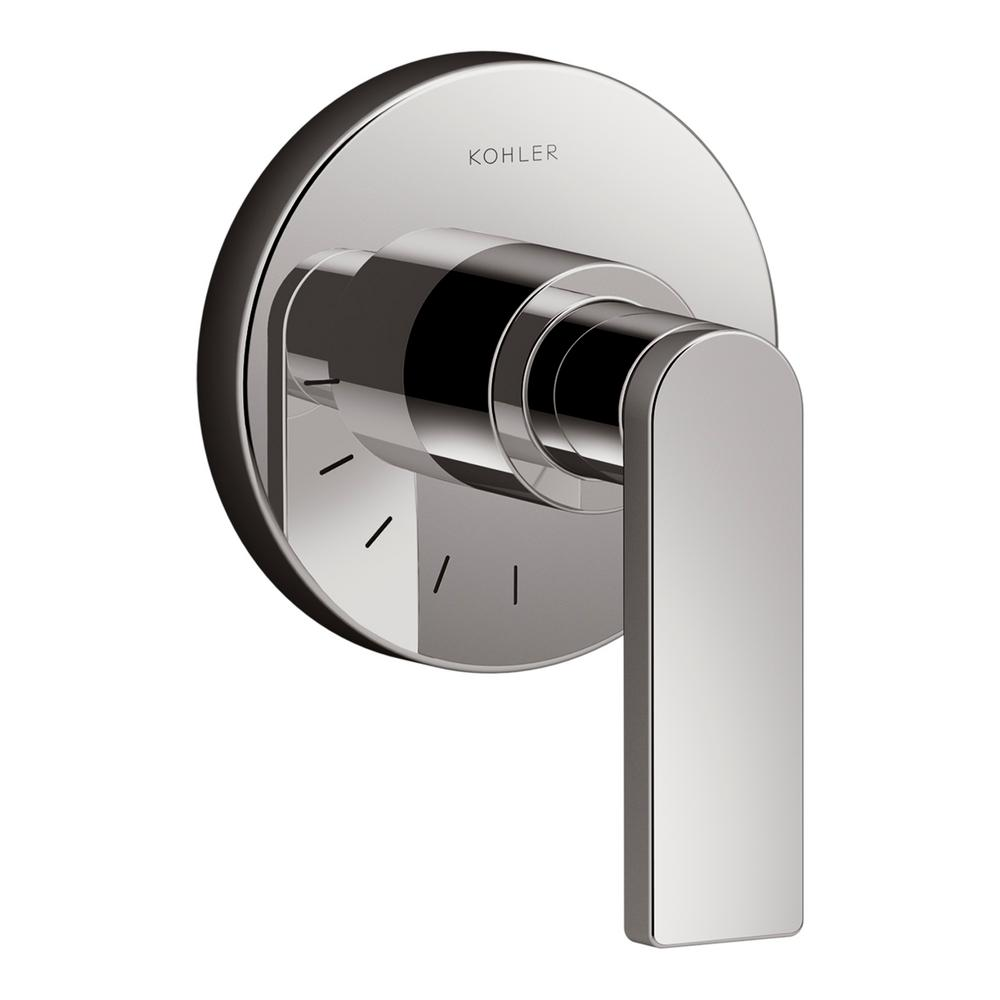 KOHLER Composed 1-Handle Volume Control Valve Trim Kit in Titanium ...