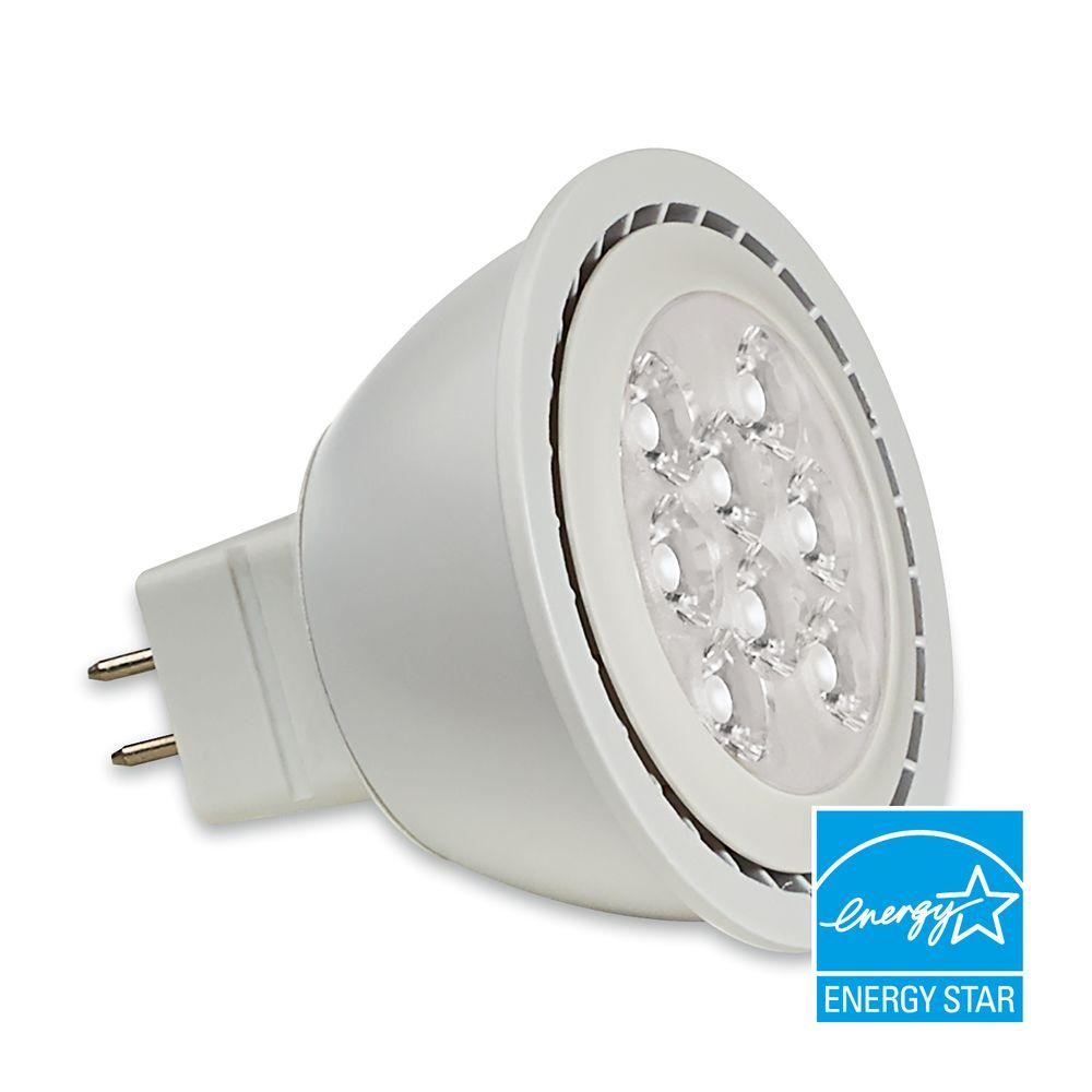 Mr16 Led Equivalent: Verbatim 65W Equivalent Contour Series Warm White MR16 LED