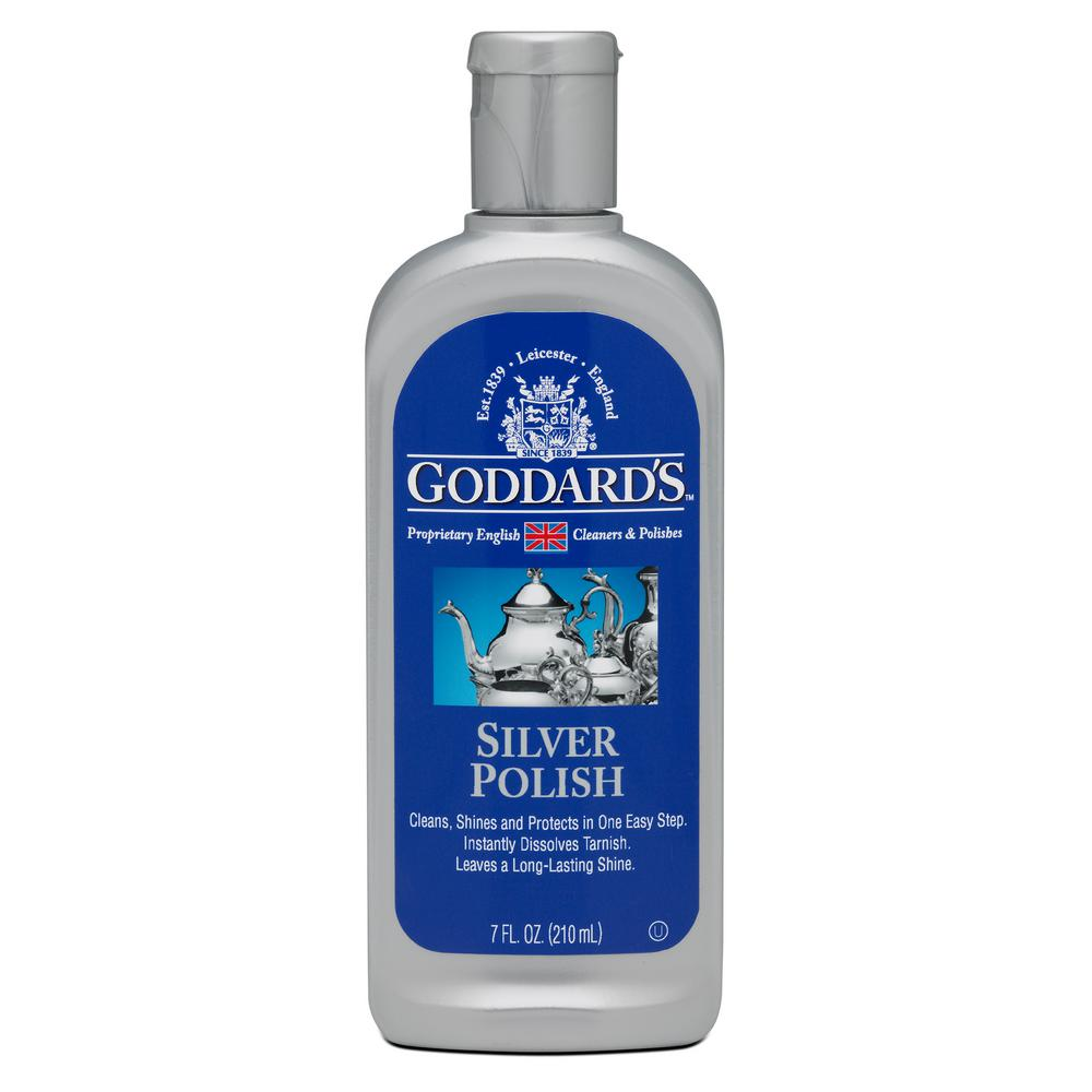 Goddard's 7 oz. Silver Polish