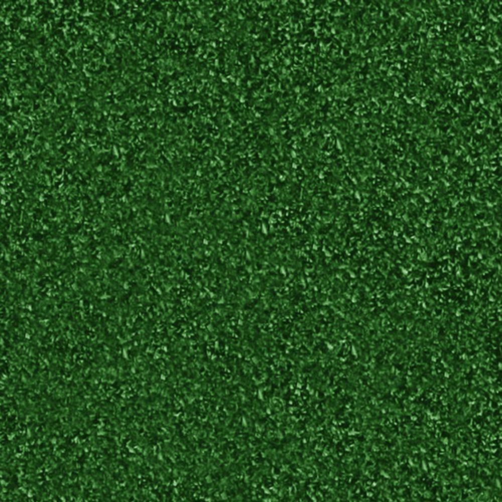 TrafficMASTER Mainstream - Color Ivy Artificial Grass 12 ft. Carpet