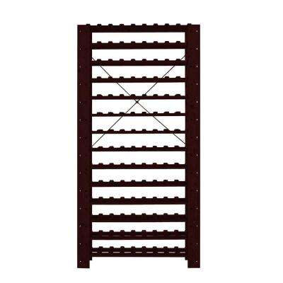 Swedish 126-Bottle Wine Rack