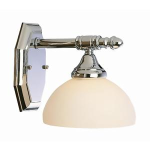 Bel Air Lighting Village 1-Light Brushed Nickel Sconce by Bel Air Lighting