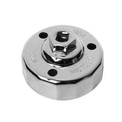 68.5 mm. x 14 Flute Mazda Snug Fit Oil Cap Wrench, Chrome