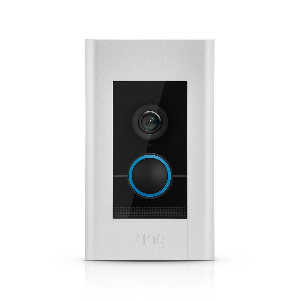 Wired Video Doorbell Elite