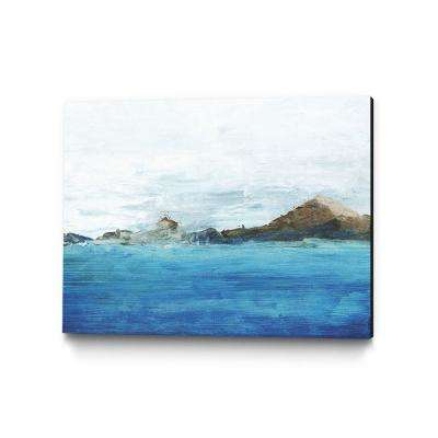Clicart 24 In X 36 In Coastal Views By Isabelle Z Wall Art Piez033 3624mm The Home Depot