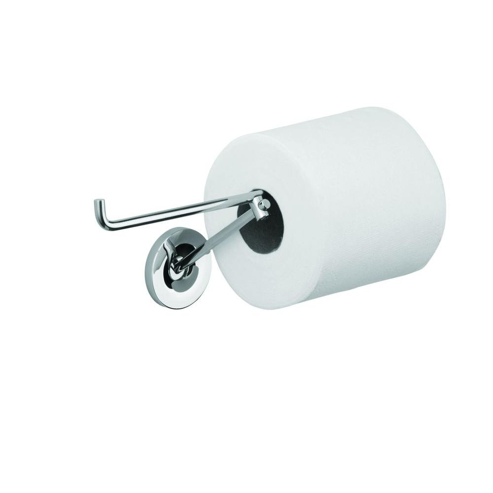 Hansgrohe Axor Starck Double Toilet Paper Holder in Chrome