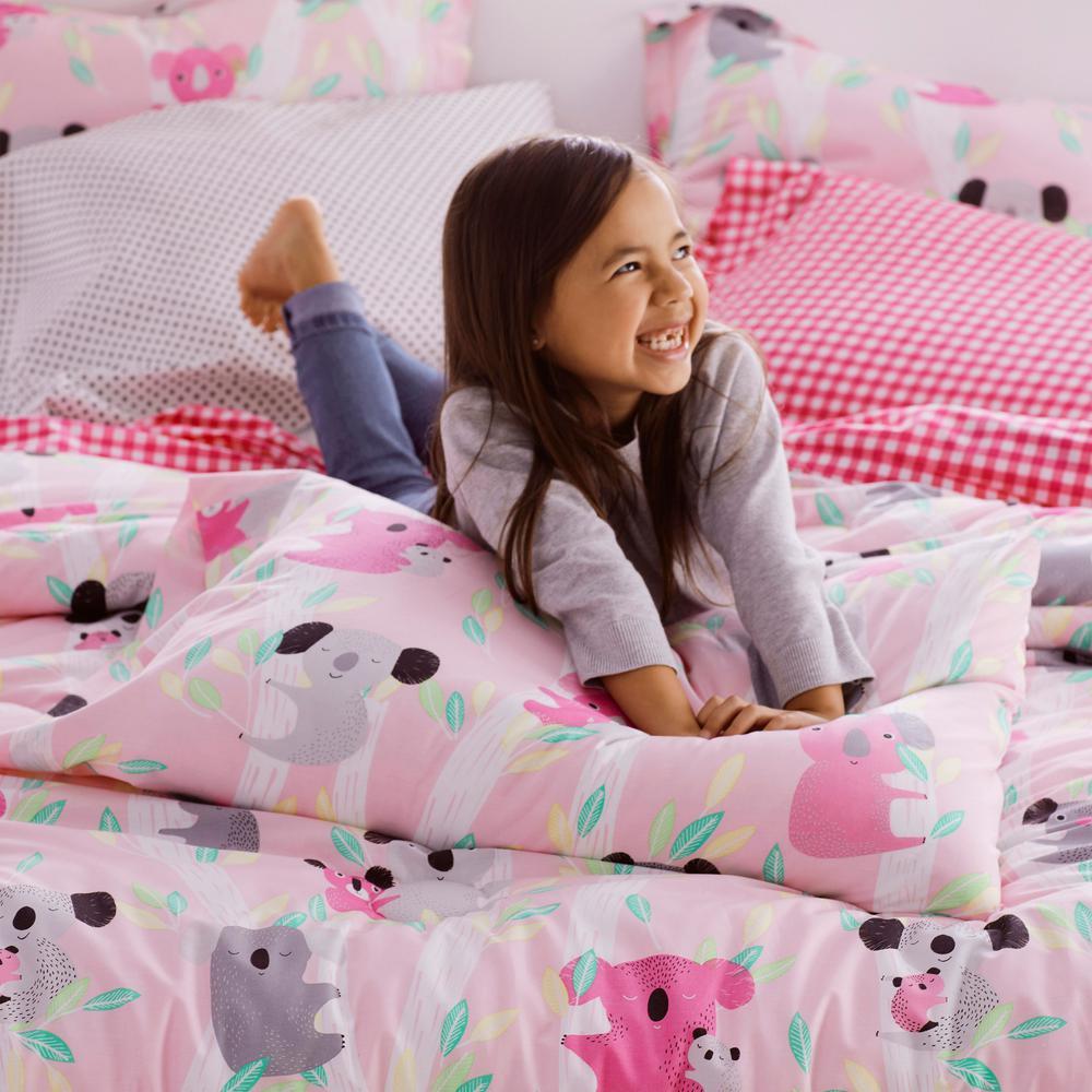 Kuddly Koalas Organic Cotton Percale Comforter