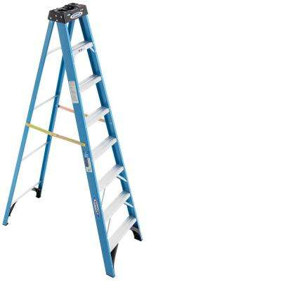 8 Ft Step Ladders Ladders The Home Depot