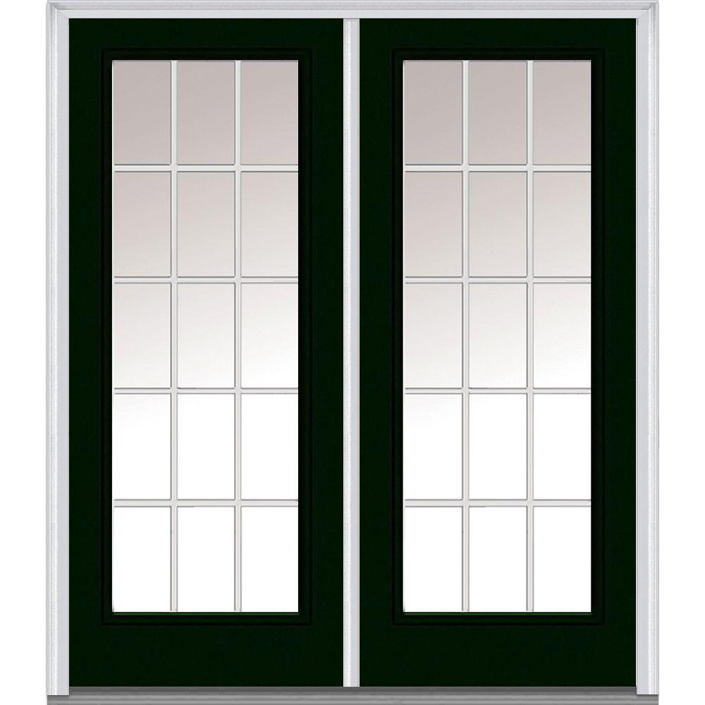 Doors With Glass Steel Doors The Home Depot