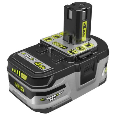 18-Volt ONE+ Lithium-Ion 4.0 Ah LITHIUM+ HP High Capacity Battery