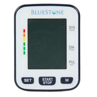 3.25 in. x 2.5 in. Automatic Wrist Blood Pressure Monitor