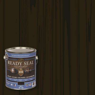 1 gal. Onyx Ultimate Interior Wood Stain and Sealer