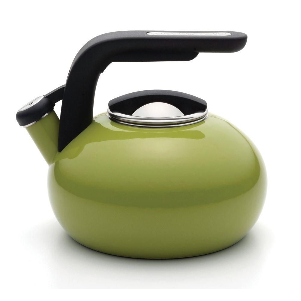 KitchenAid 6-Cup Tea Kettle in Green-DISCONTINUED