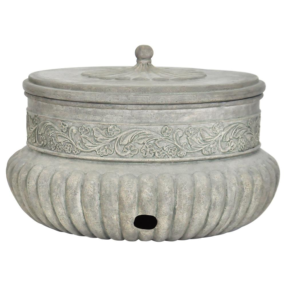 Superieur Dia Special Aged Granite Hose Pot