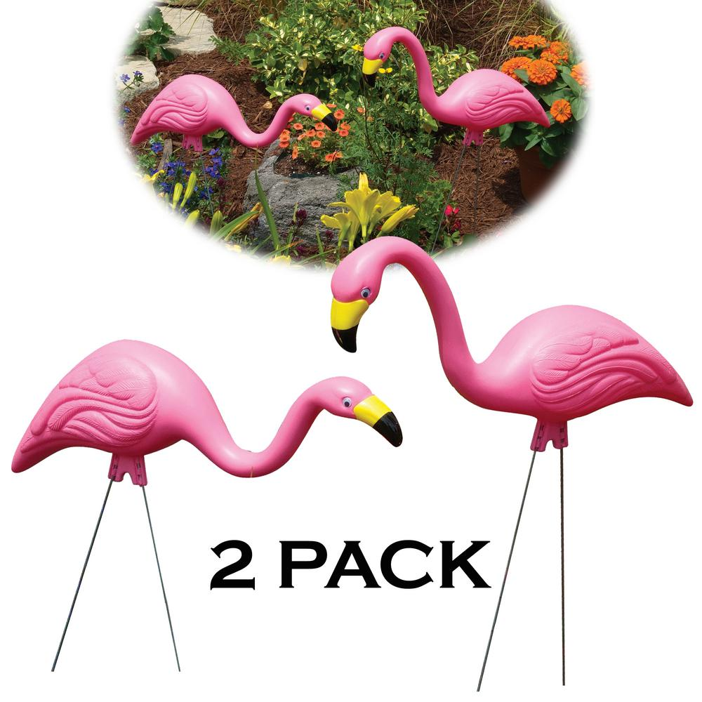 Bloem Pink Flamingo (2-Pack)
