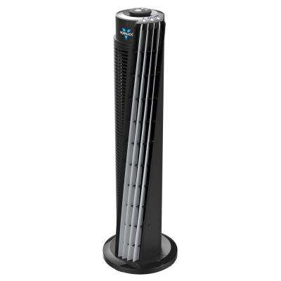 143 Whole Room 29 in. Tower Circulator Fan