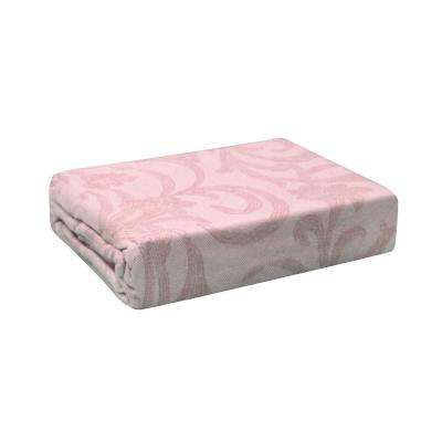 Paisley Rose Tencel Throw