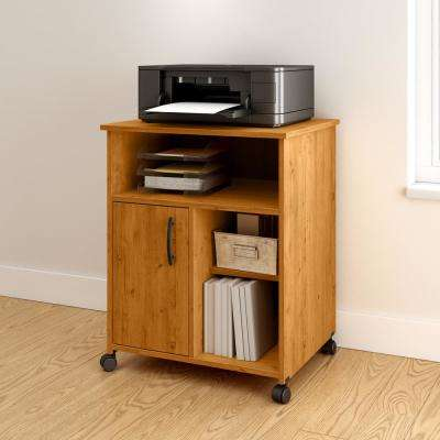 Axess Country Pine Storage System
