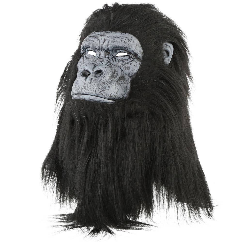 5 in. Animalistic Masks-Gorilla