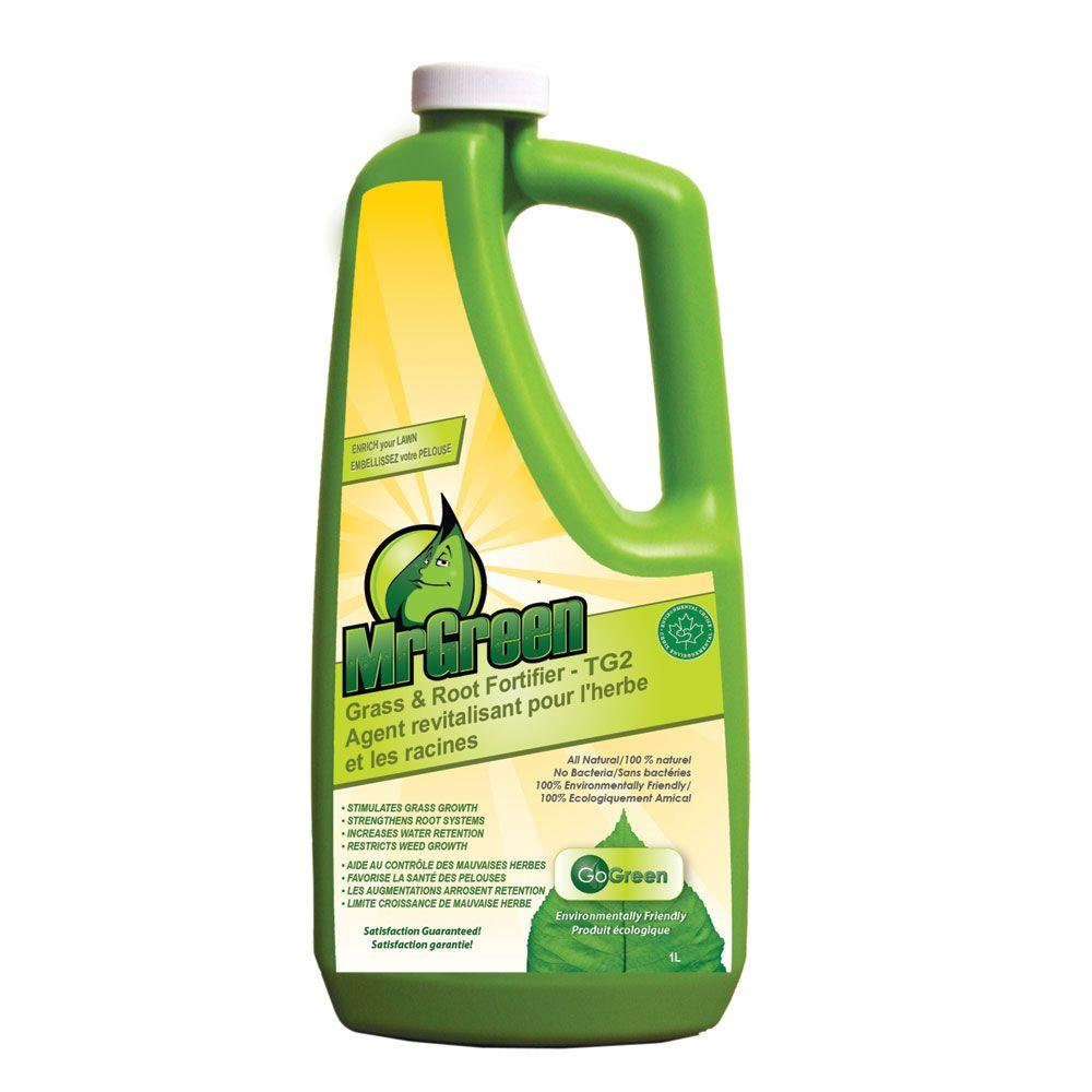 MrGreen 34 oz. TG2 Grass and Root Fortifier Fertilizer