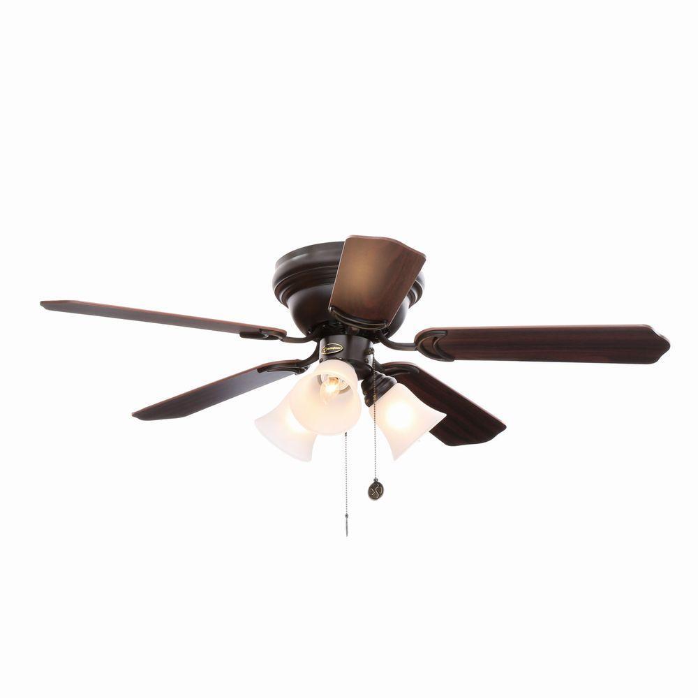 Westinghouse Contempra Trio 42 in. Oil Rubbed Bronze Ceiling Fan