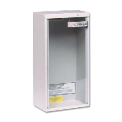10 lbs. Surface Mount Fire Extinguisher Cabinet