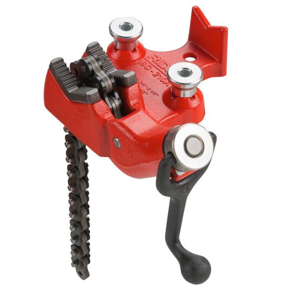 1/8 in. to 4 in. BC410P Top-Screw Bench Chain Vise