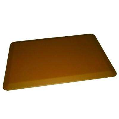 Comfort Craft Triathalon Saddle 24 in. x 36 in. Poly-Urethane Anti-Fatigue Kitchen Mat